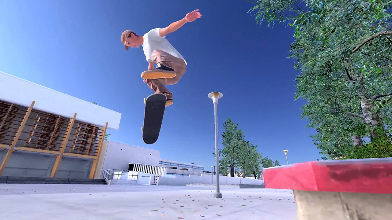 New Skating Recreation coming to the Swap - Skater XL 7