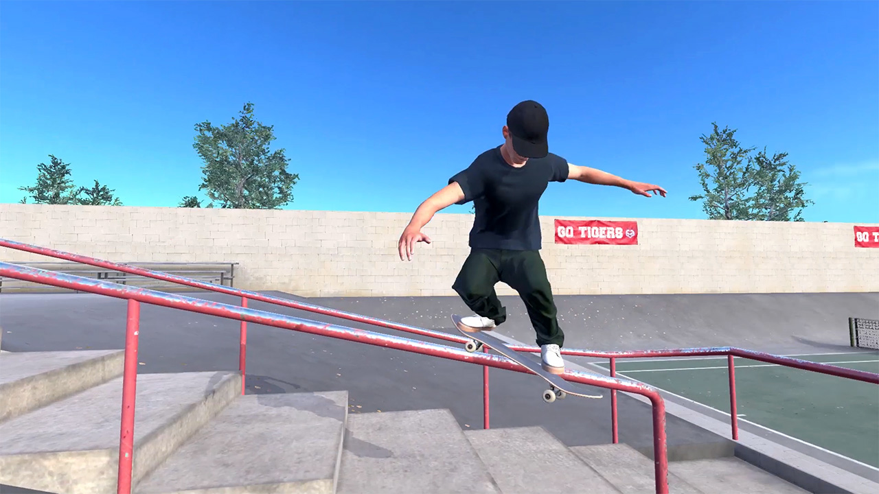 New Skating Recreation coming to the Swap - Skater XL 9
