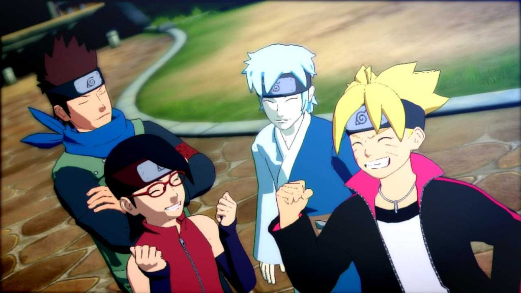 Naruto Shippuden: Final Ninja Storm four Highway to Boruto Involves the Change 7