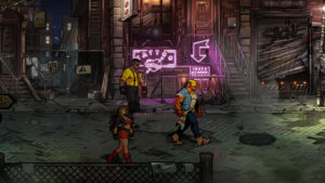 Streets of Rage four Was Introduced for the Swap! 5