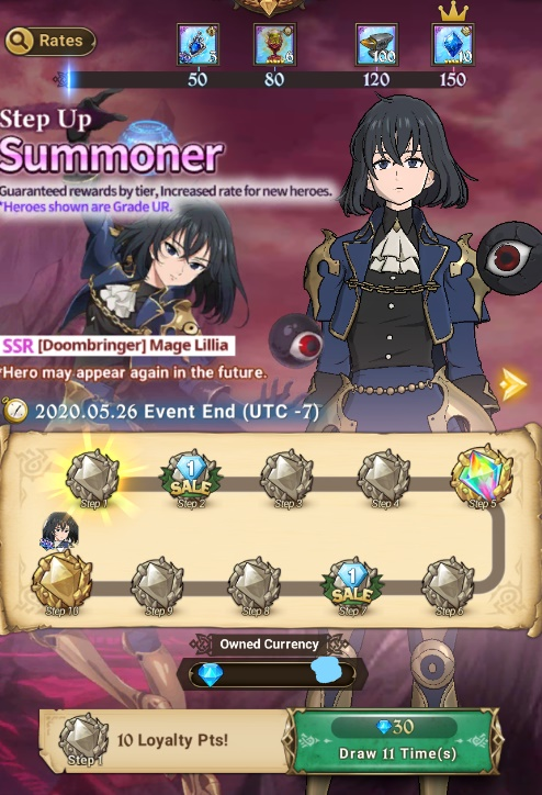 7 Lethal Sins GC Added a New Unique Character! (Patch Notes 5/19/2020) 3