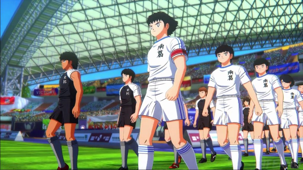 Captain Tsubasa: Rise of the New Champions Launch Date was Introduced 1