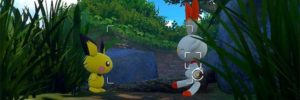 A brand new Pokemon Snap coming to the Nintendo Change! 1